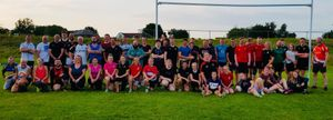 Monday Night Touch Rugby is a Big Hit