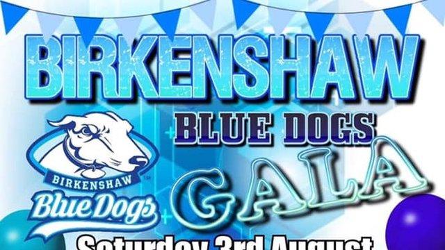 Birkenshaw Blue Dogs Gala