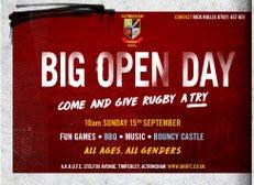 AK M&J Open Day