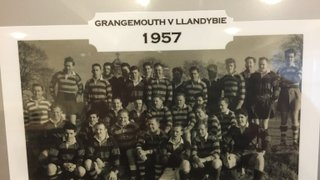Friday 8th March - Grangemouth v Llandybie