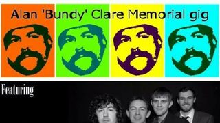 Alan Bundy Clare Memorial Gig