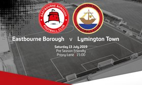 Borough Gear Up For First Test