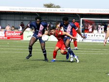 Hamlet Inflict First Home Defeat