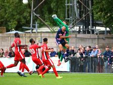 Wembley Dream Over As Borough Bow Out