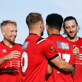 Six of the best as Borough run riot against Braintree