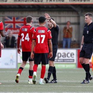 Report: Borough 0-1 Ebbsfleet United