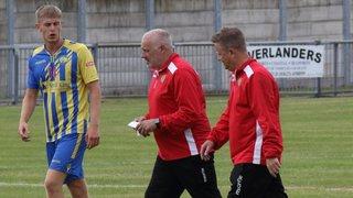 Rainworth Miners FC (friendly) W 1-2 Steve McKeown's photos