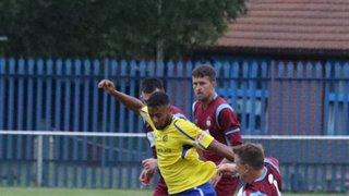 Radford FC (away) W 0-3 (photos by Steve McKeown)