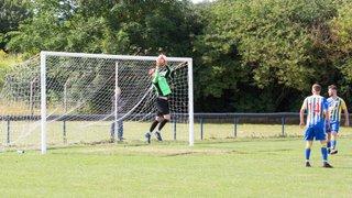Shildon (Durham) FC W 3-1 friendly (Lou's photos)