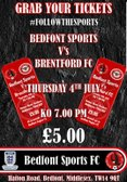 Brentford are coming to the Sports