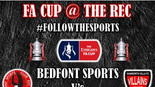 Its FA Cup time