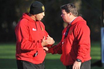 New Coaches discuss tactics