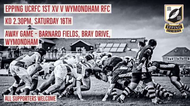 Support for the First XV always appreciated