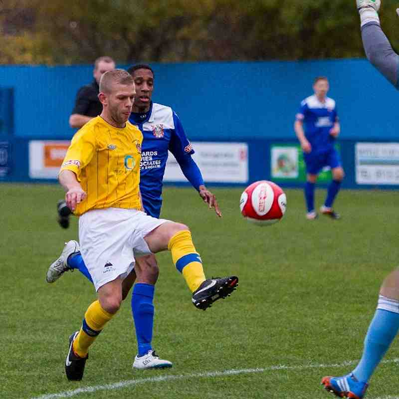 Farsley 0 Warrington Town 3 Pictures John Hopkins