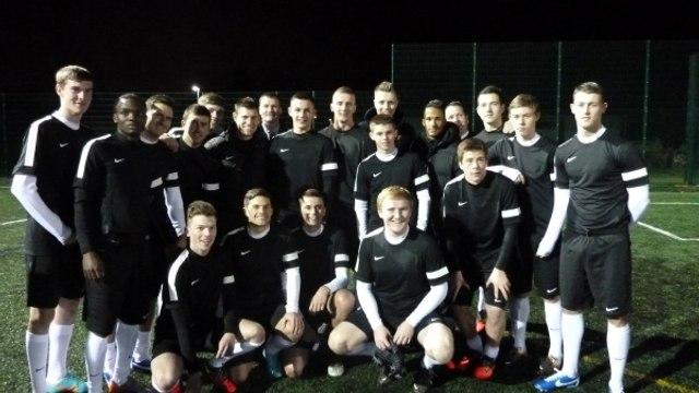 IRLAM FC U21's