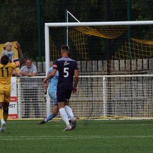 REPORT: Scarborough Athletic (H)