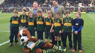 Saints U11 - Land Rover Cup April 16