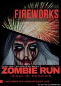 Fireworks & House of Horrors Zombie Run  ###Update on Pricing for club members