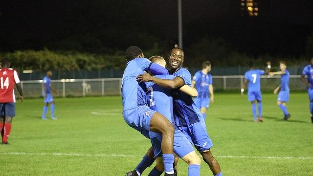Athletic Newham v Redbridge - Match Report + Photos UPLOADED
