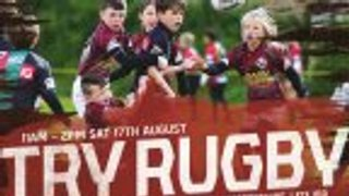 Try Melton Rugby Day - Sat 17th August