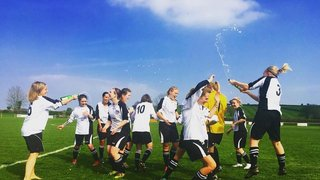 Portishead Town Ladies Crowned Champions