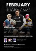 Beccs to host Saracens Rugby Camp (Half term) Thursday 16 February 2017