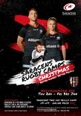 Beccs host Saracens Girls & Boys Rugby Camps - 2 & 3 January 2020