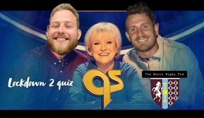 The Beccs Rugby Pod hosting 'Lockdown 2 Rugby Quiz': Sunday 29th November 2020