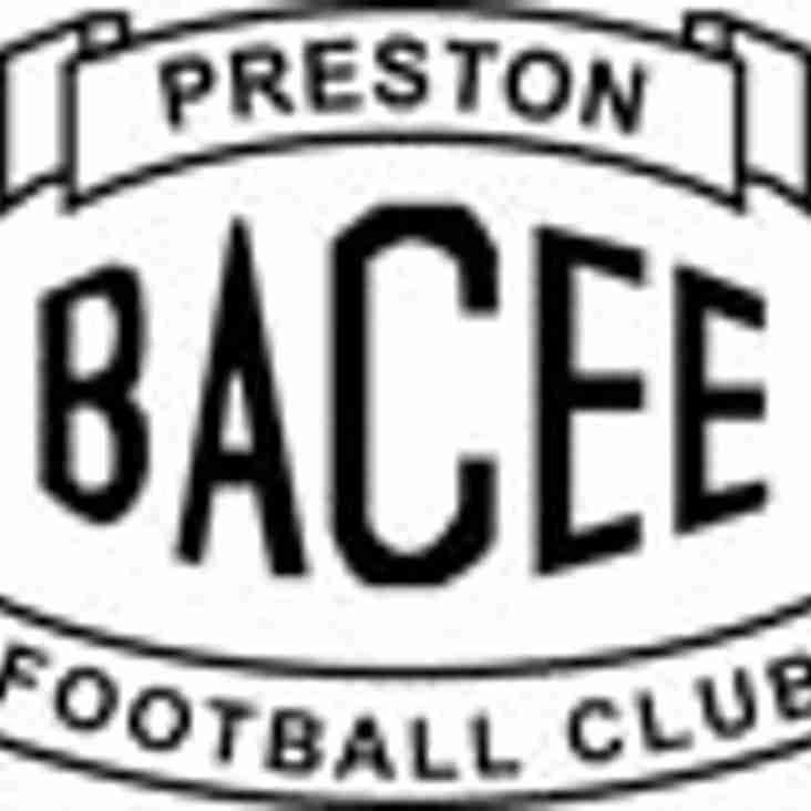 BAC/EE Preston