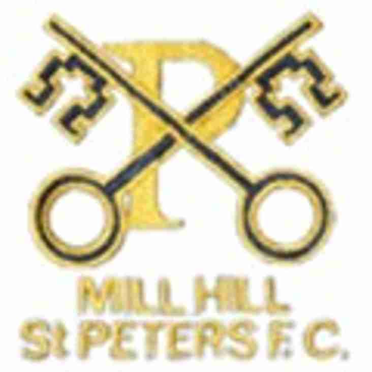 Mill Hill St. Peters