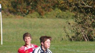 U16's versus Longlevens - Oct 2012