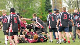 U14s make a SPLASH at Aldwinians Tournament