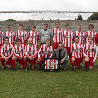 IBSTOCK UNITED VS ELLISTOWN