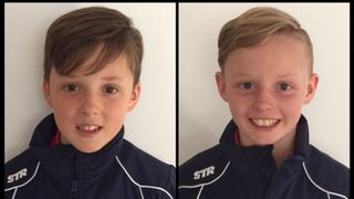 U11 brothers  to Rep Victoria