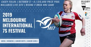 2019 MELBOURNE INTERNATIONAL 7s FESTIVAL
