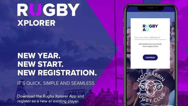 Moorabbin Rugby Club registrations are now open for 2020