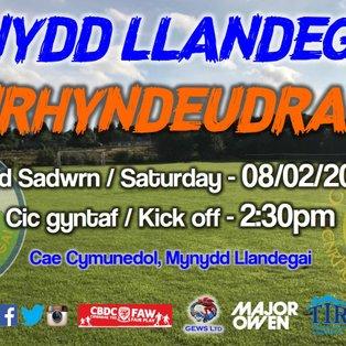 Mynydd Llandegai 2-1 CPD Penrhyndeudraeth