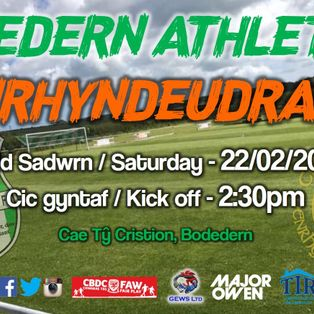 Bodedern Athletic 0-2 CPD Penrhyndeudraeth