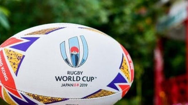 Rugby World Cup Japan 2019 - 12th October 2019