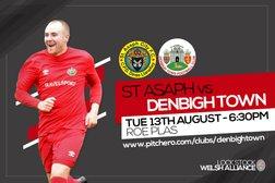 Match Preview: St Asaph City v Denbigh Town