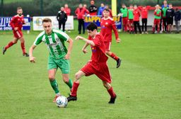 Young Development  side impress at Central Park