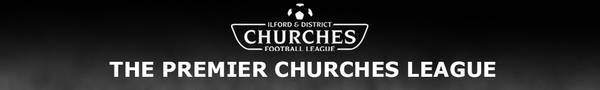 ILFORD & District Churches FOOTBALL League