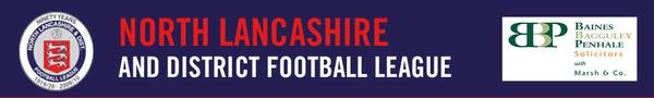 Baines Bagguley Penhale North Lancashire and District Football League