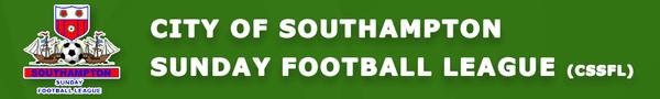 City of Southampton Sunday Football League (CSSFL)