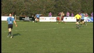 Tom Davies try Vs Brixham RFC