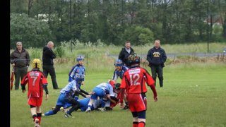 Under 11's OSJ vs Thatto Heath Crusaders 1st July