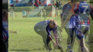 Ladies Touch Rugby at Festival