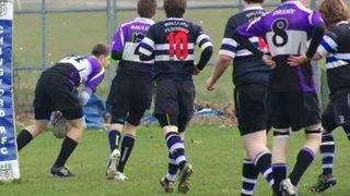 Chingford 5 - 81 Woodford U16A
