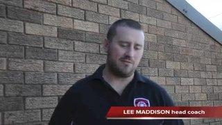 Lee Maddison on promotion
