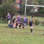 elliot 1st try v Harehills